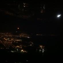 Saint-Cyr Royan en VFR Nuit 2012