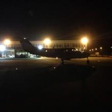 Toussus – Le Touquet en VFR de nuit (mars 2014)