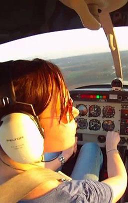 Vous êtes une femme, vous voulez devenir pilote