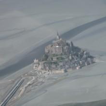 Voyage école : Le Mont-Saint-Michel, les Iles Chausey et Granville (avril 2014)